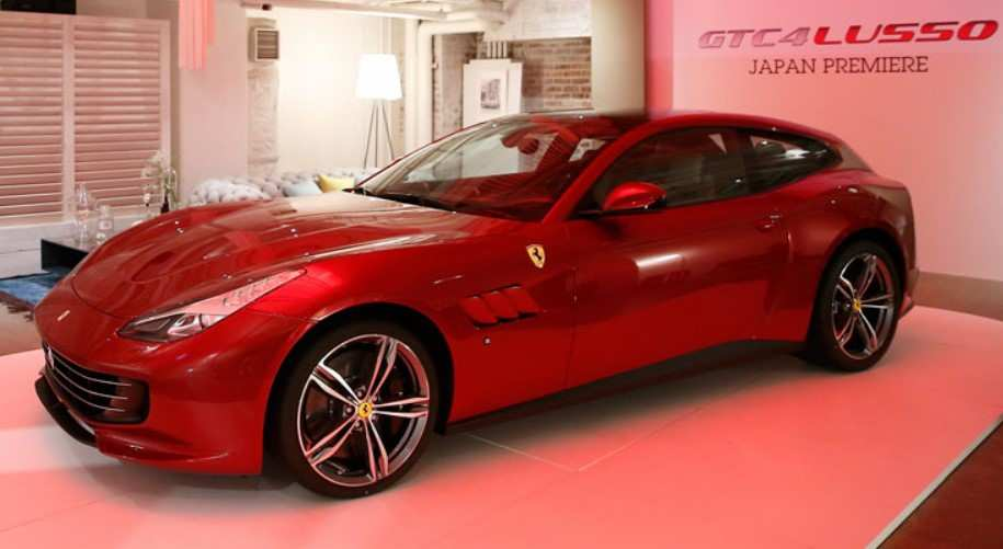 50 Best Review 2019 Ferrari Gtc4Lusso Review for 2019 Ferrari Gtc4Lusso
