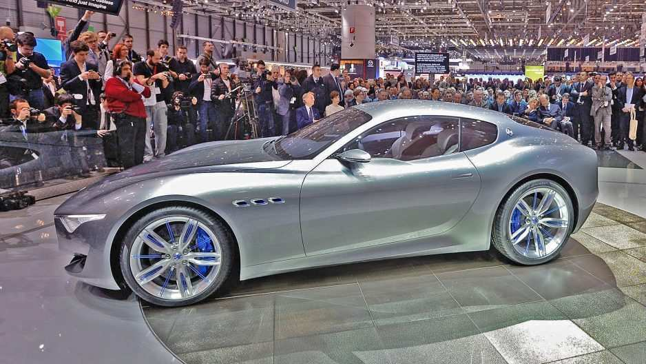 50 Best Review 2019 Maserati Alfieri New Concept by 2019 Maserati Alfieri