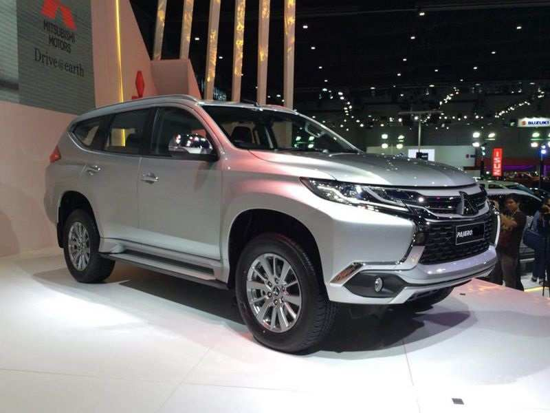 50 Best Review 2019 Mitsubishi Montero Picture by 2019 Mitsubishi Montero