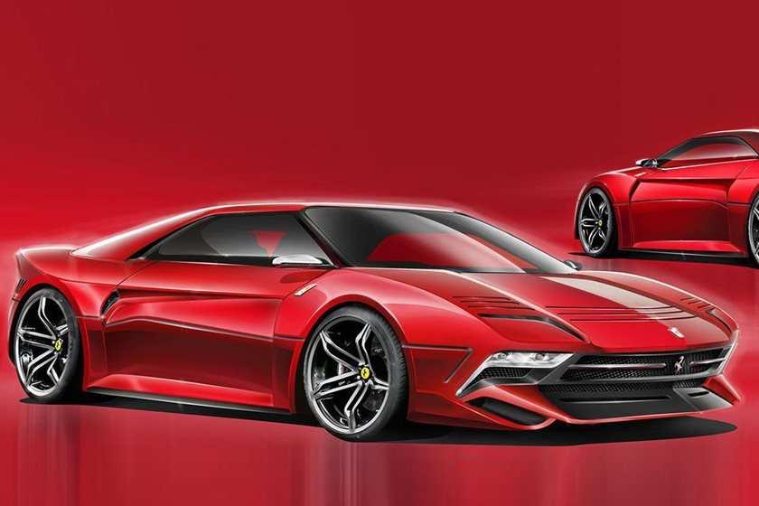 50 Best Review 2020 Ferrari Dino New Concept for 2020 Ferrari Dino