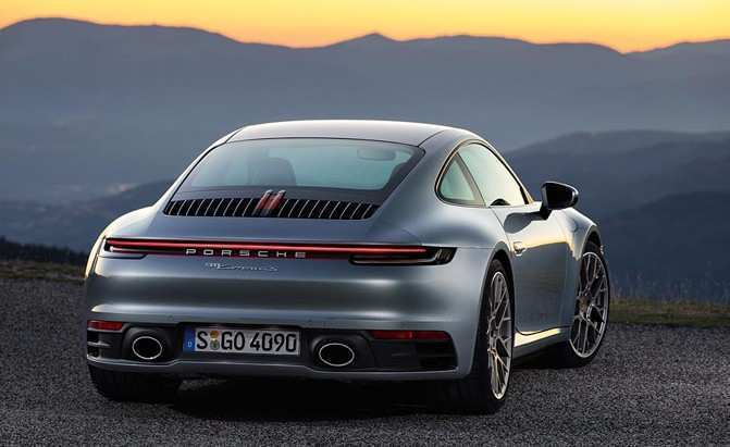 50 Best Review 2020 Porsche Concept by 2020 Porsche