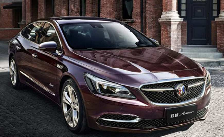 50 Concept of 2019 Buick Concept Performance and New Engine by 2019 Buick Concept
