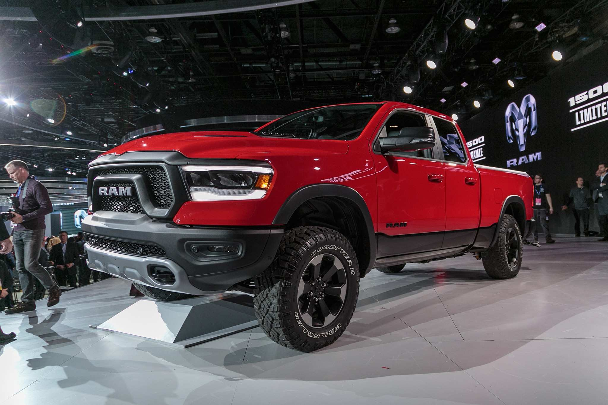 50 Concept of 2019 Dodge 1500 Rebel Performance and New Engine by 2019 Dodge 1500 Rebel