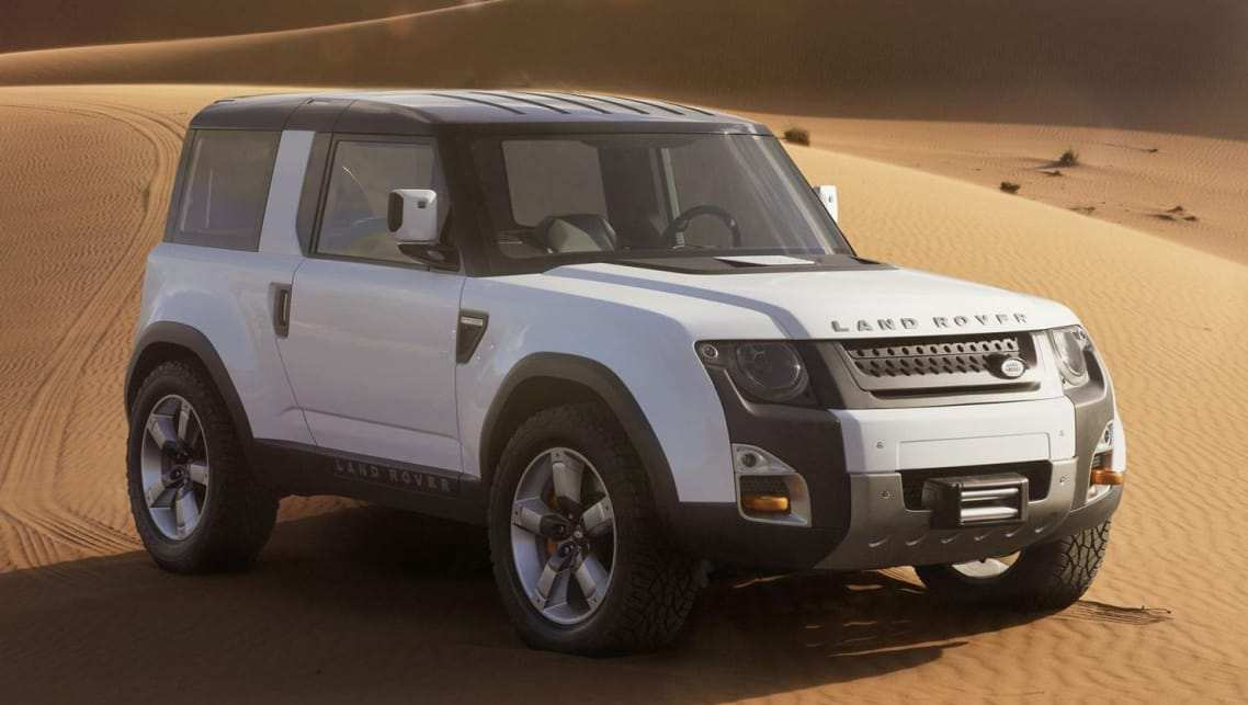 50 Concept of 2019 Land Rover Defender Ute Overview for 2019 Land Rover Defender Ute