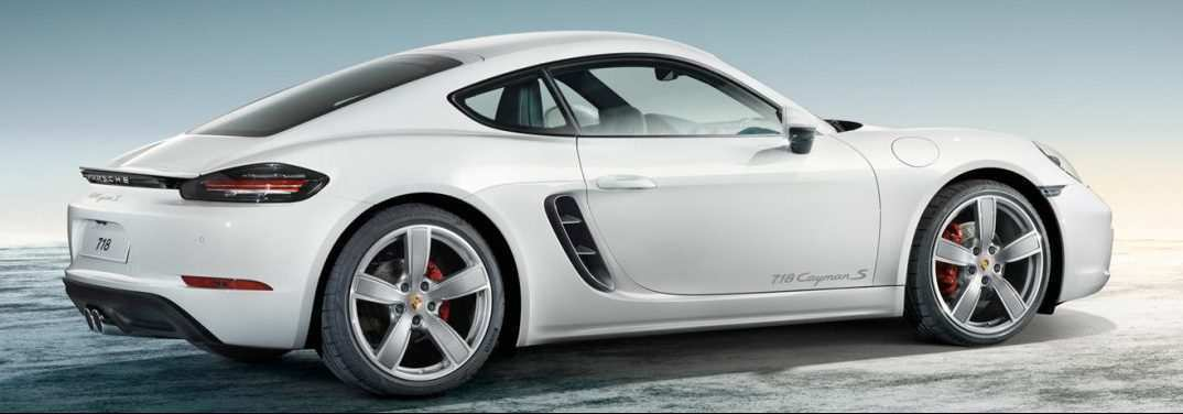 50 Concept of 2019 Porsche Cayman Price with 2019 Porsche Cayman
