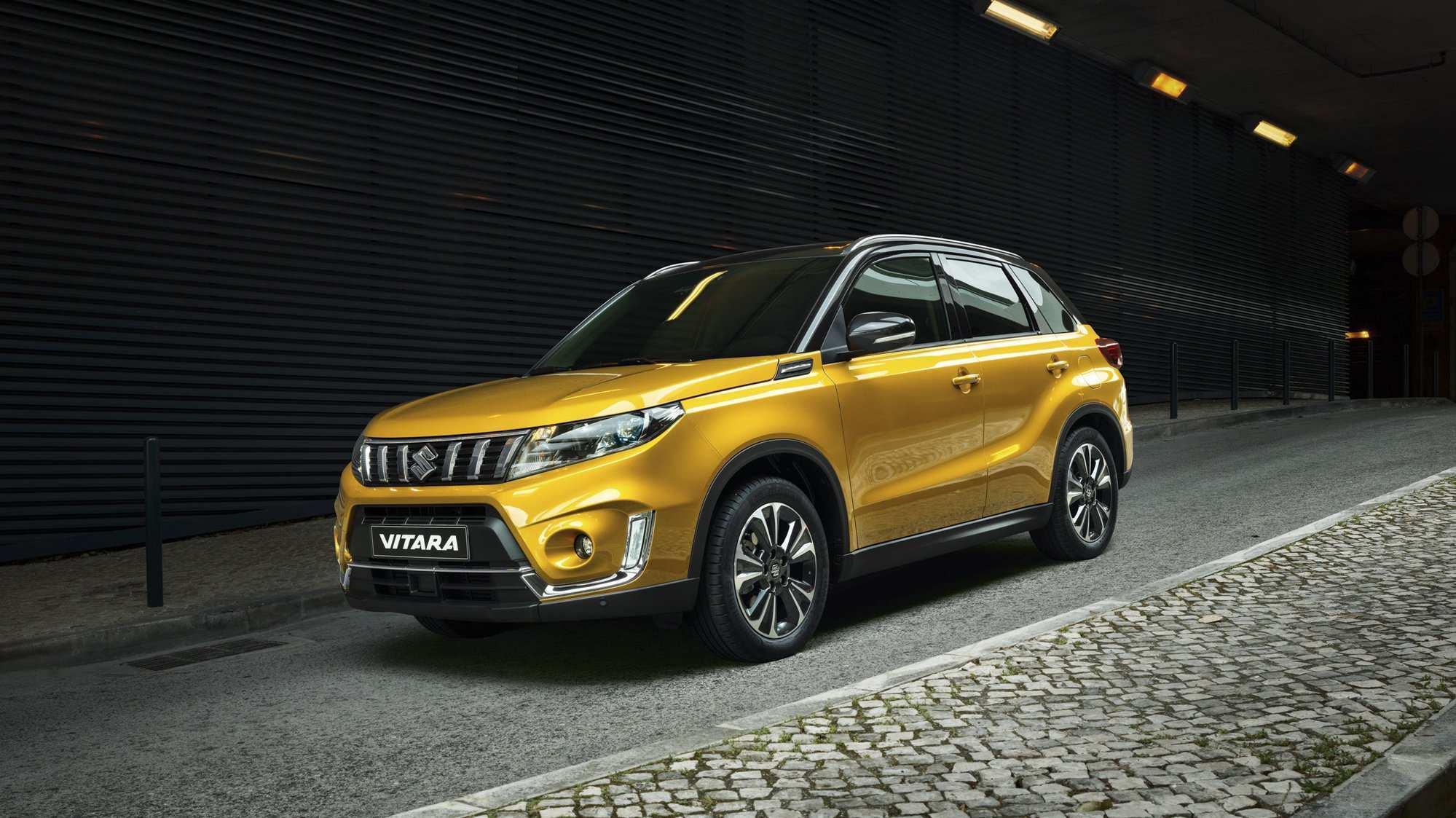50 Concept of 2019 Suzuki Vitara New Concept by 2019 Suzuki Vitara