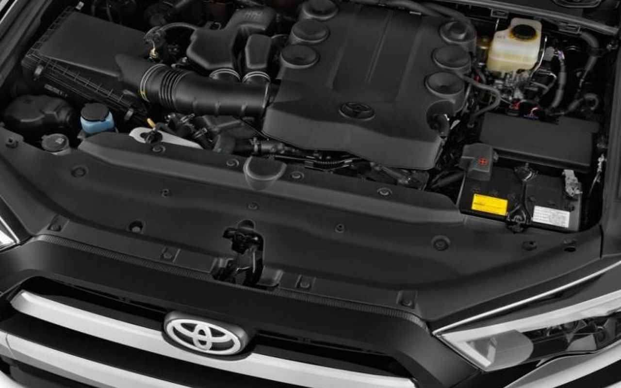 50 Concept of 2019 Toyota 4Runner Engine New Review for 2019 Toyota 4Runner Engine
