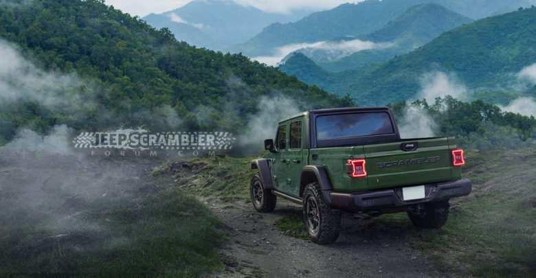 50 Concept of 2020 Jeep Scrambler Reviews by 2020 Jeep Scrambler
