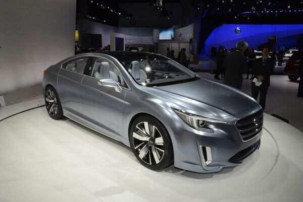 50 Concept of 2020 Subaru Legacy Redesign Specs by 2020 Subaru Legacy Redesign