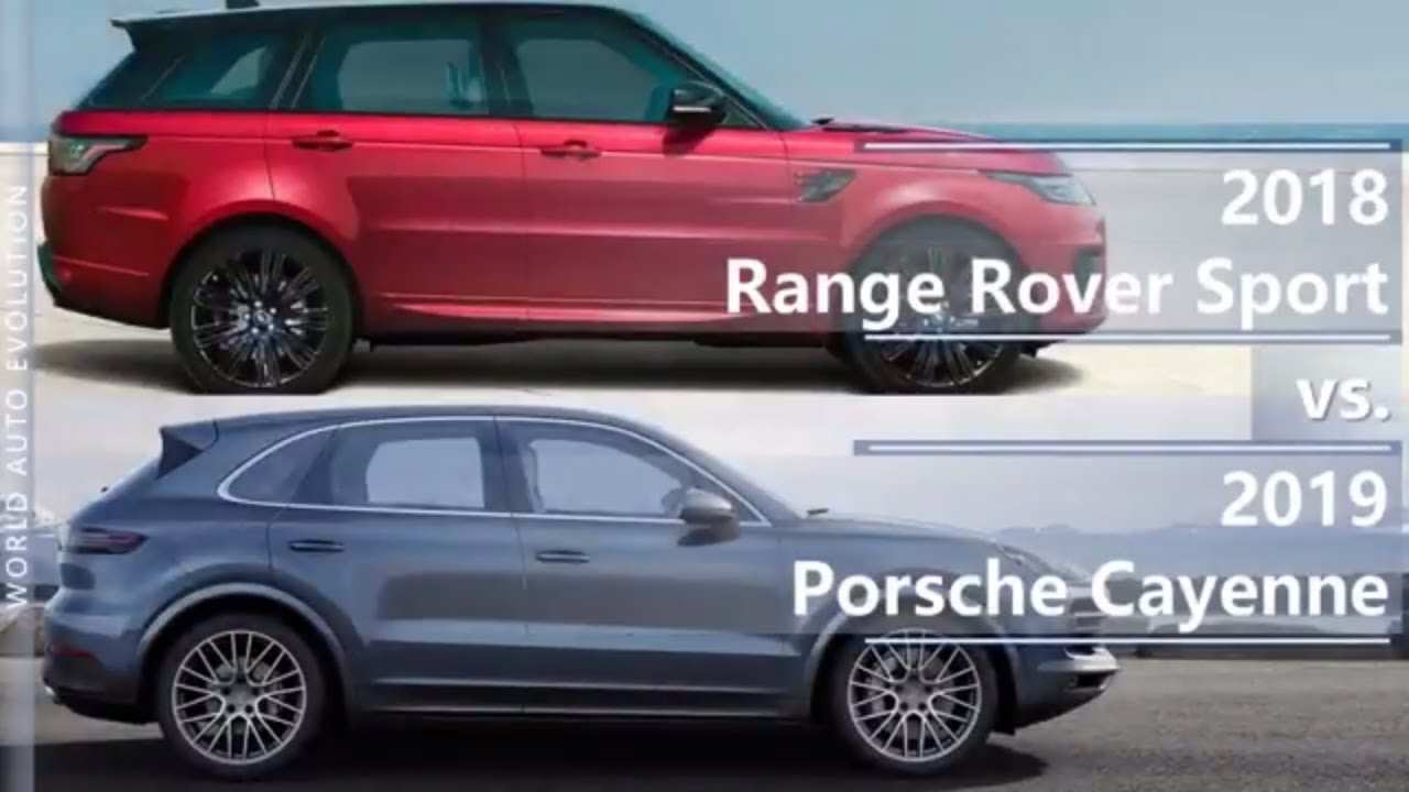 50 Gallery of 2018 Vs 2019 Porsche Cayenne Redesign and Concept for 2018 Vs 2019 Porsche Cayenne
