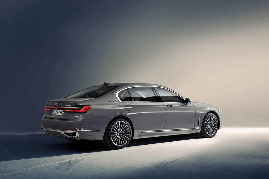 50 Gallery of 2019 Bmw 7 Series Configurations Concept by 2019 Bmw 7 Series Configurations