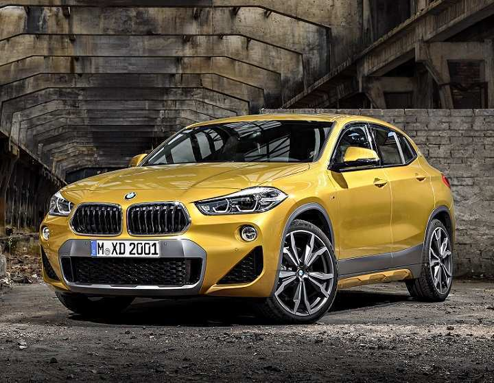 50 Gallery of 2019 Bmw X2 Exterior for 2019 Bmw X2