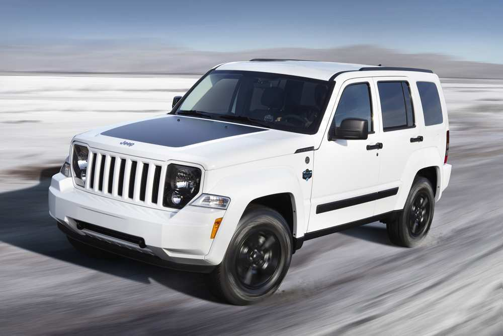 50 Gallery of 2019 Jeep Liberty Spy Shoot with 2019 Jeep Liberty