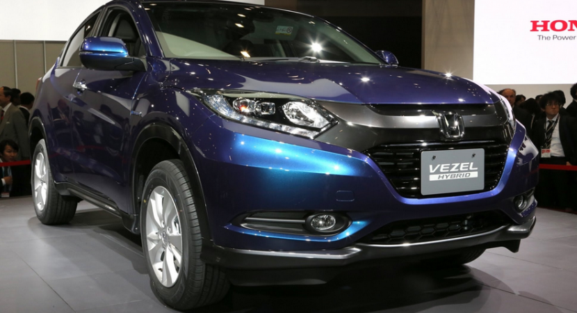 50 Gallery of 2020 Honda Vezel Style for 2020 Honda Vezel