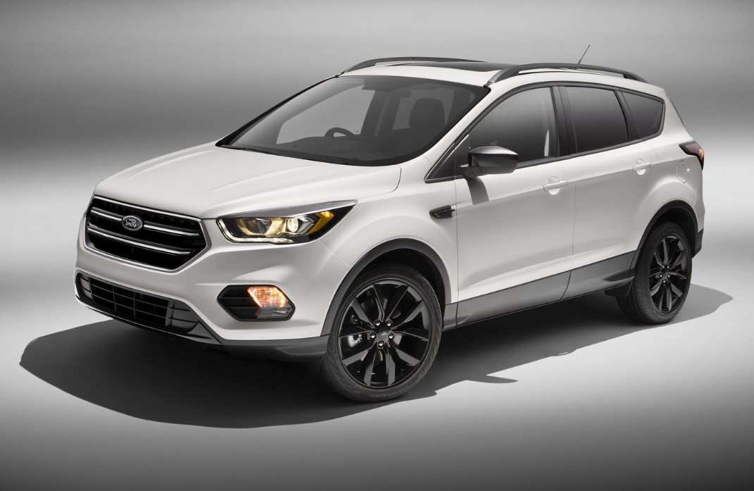 50 Great 2019 Ford Escape Release Date Interior by 2019 Ford Escape Release Date
