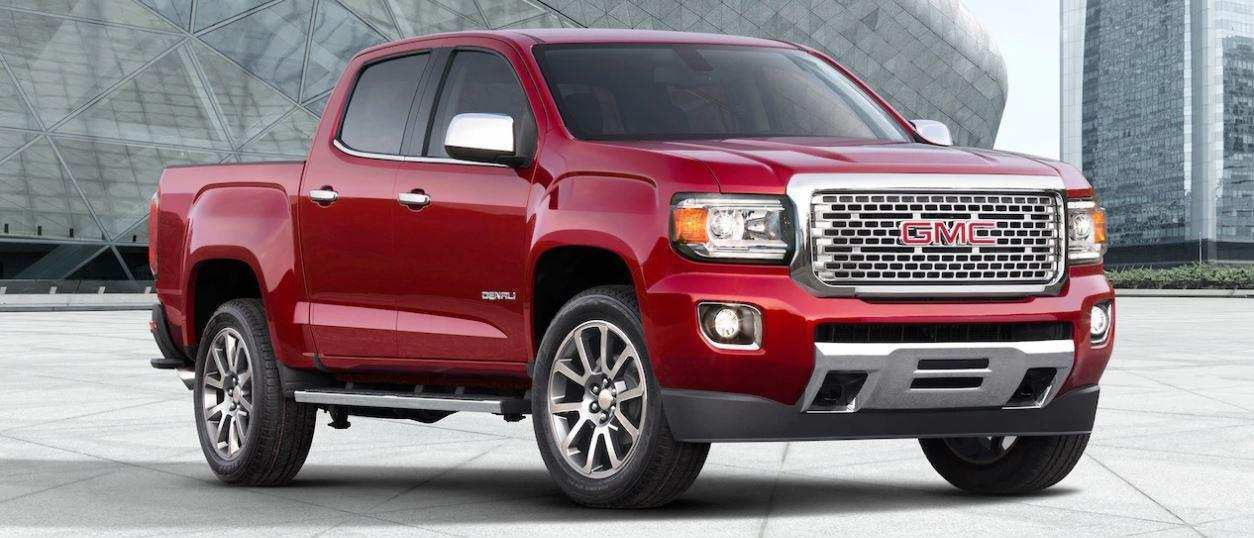 50 Great 2019 Gmc Canyon Rumors New Review with 2019 Gmc Canyon Rumors
