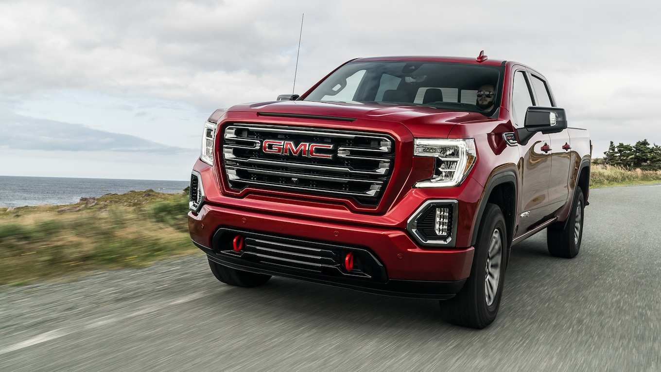 50 Great 2019 Gmc Truck Redesign with 2019 Gmc Truck