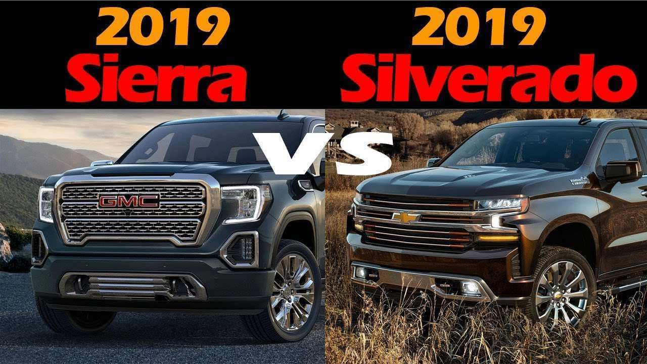 50 Great 2019 Gmc Vs Silverado Review by 2019 Gmc Vs Silverado