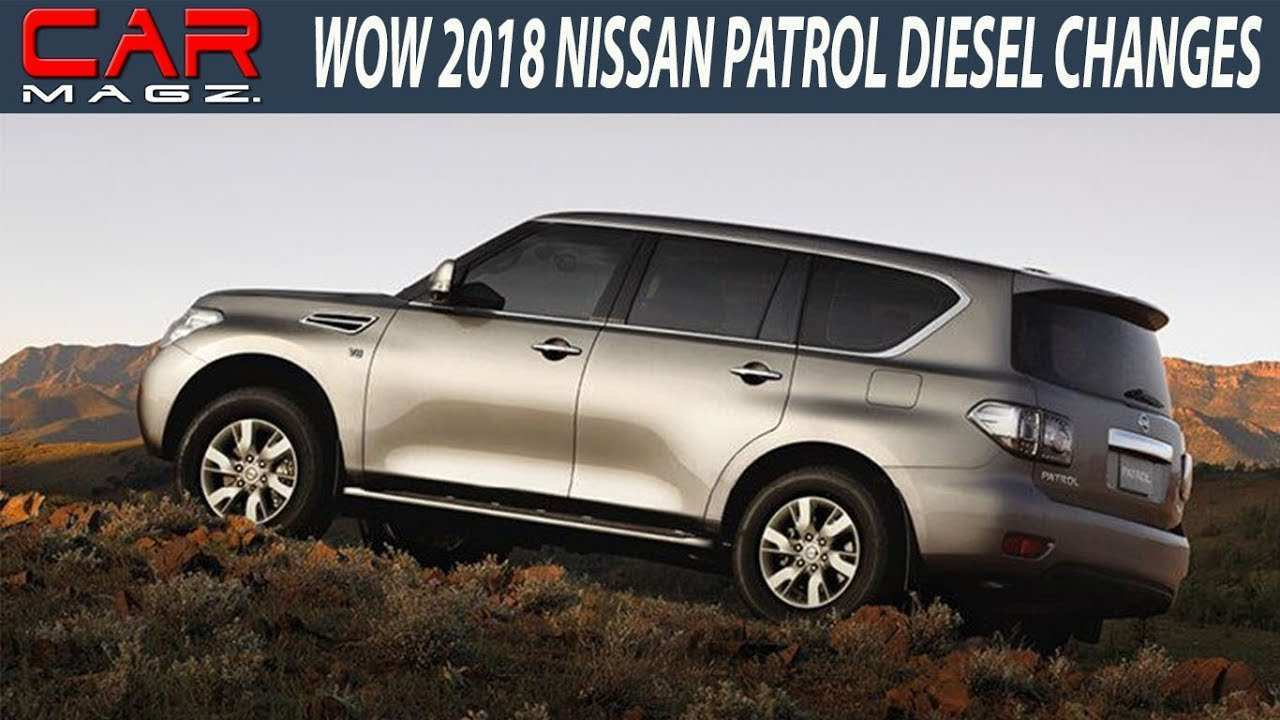 50 Great 2019 Nissan Patrol Diesel Specs and Review with 2019 Nissan Patrol Diesel