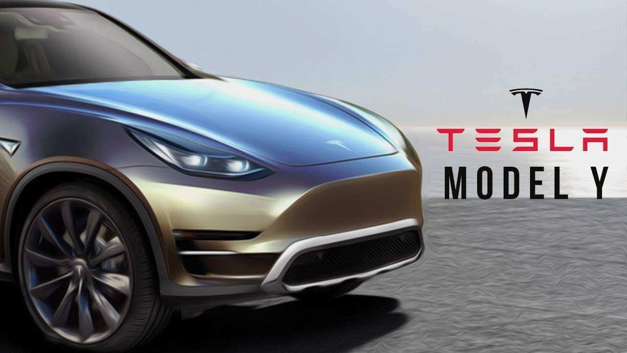50 Great 2019 Tesla Model Y Release Date with 2019 Tesla Model Y