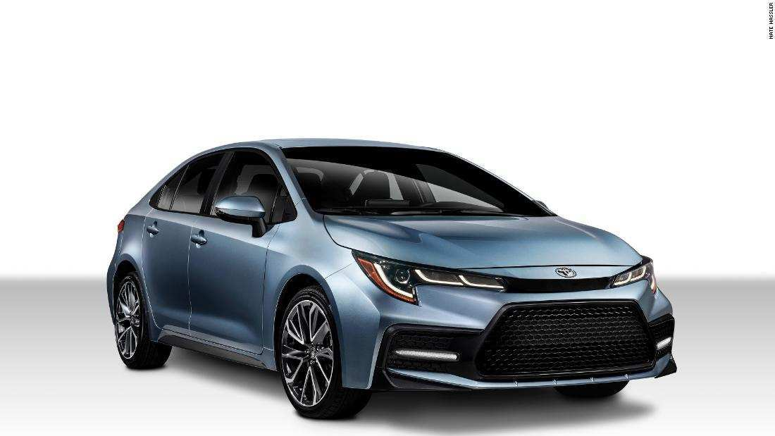 50 Great 2020 Toyota Corolla Redesign Concept by 2020 Toyota Corolla Redesign