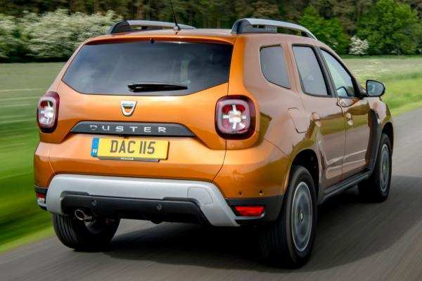 50 Great Dacia Duster 2019 Interior Review for Dacia Duster 2019 Interior