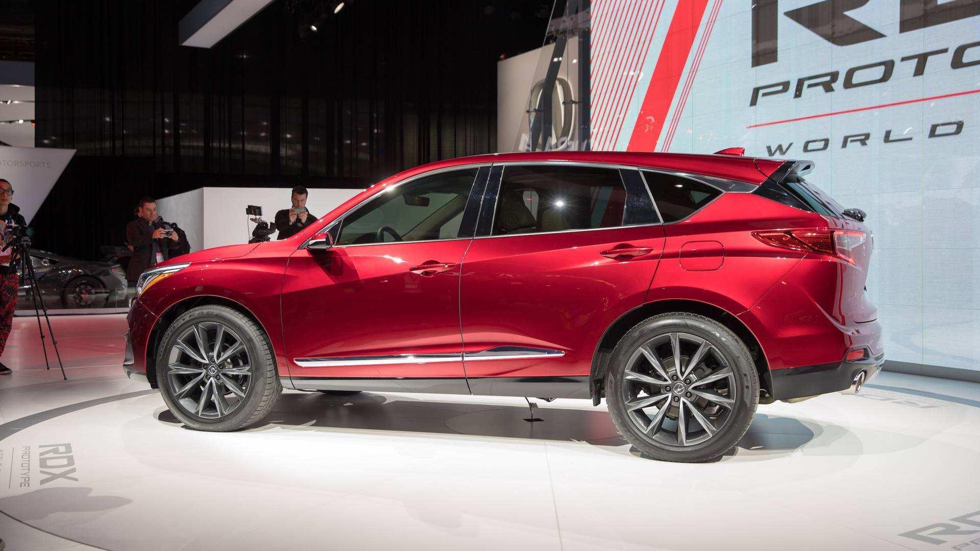 50 New 2019 Acura Rdx Prototype Configurations with 2019 Acura Rdx Prototype