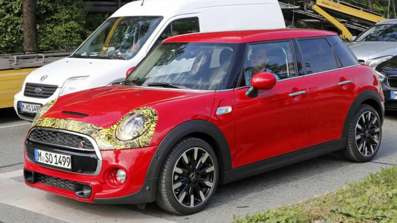 50 New 2019 Mini Cooper Spy Shots Exterior and Interior for 2019 Mini Cooper Spy Shots