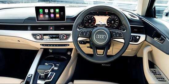50 The 2019 Audi A4 Interior Rumors for 2019 Audi A4 Interior