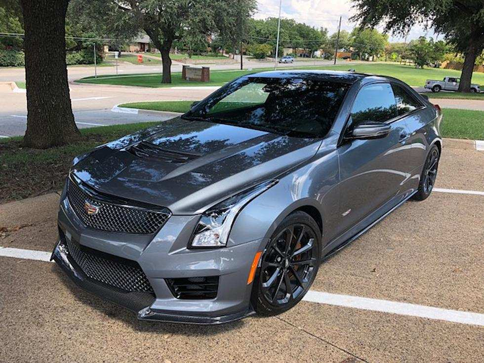 50 The 2019 Cadillac Cts V Coupe Photos with 2019 Cadillac Cts V Coupe