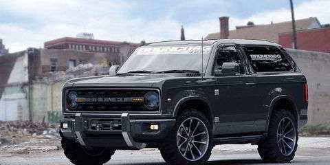 50 The 2019 Dodge Bronco Review with 2019 Dodge Bronco