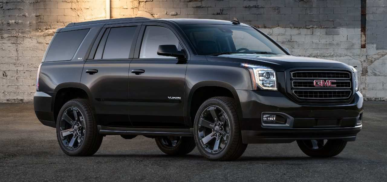 50 The 2019 Gmc Denali Suv Spesification for 2019 Gmc Denali Suv