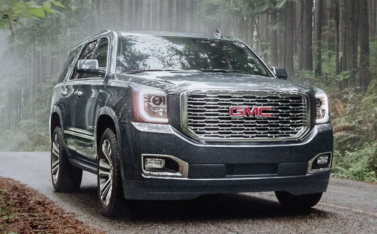 50 The 2019 Gmc Yukon Ratings by 2019 Gmc Yukon
