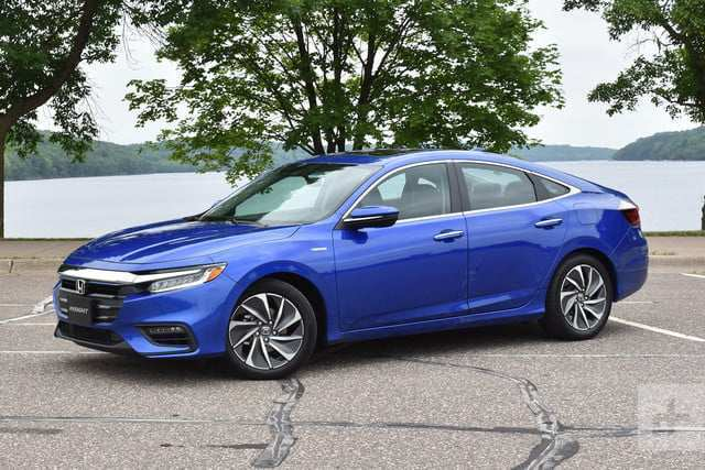 50 The 2019 Honda Insight Review Configurations with 2019 Honda Insight Review