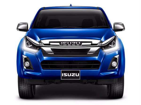 50 The 2019 Isuzu D Max New Concept by 2019 Isuzu D Max