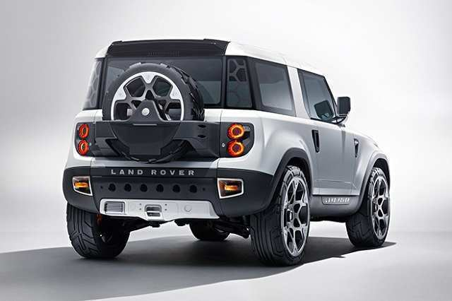 50 The 2019 Land Rover Defender Price Specs and Review for 2019 Land Rover Defender Price