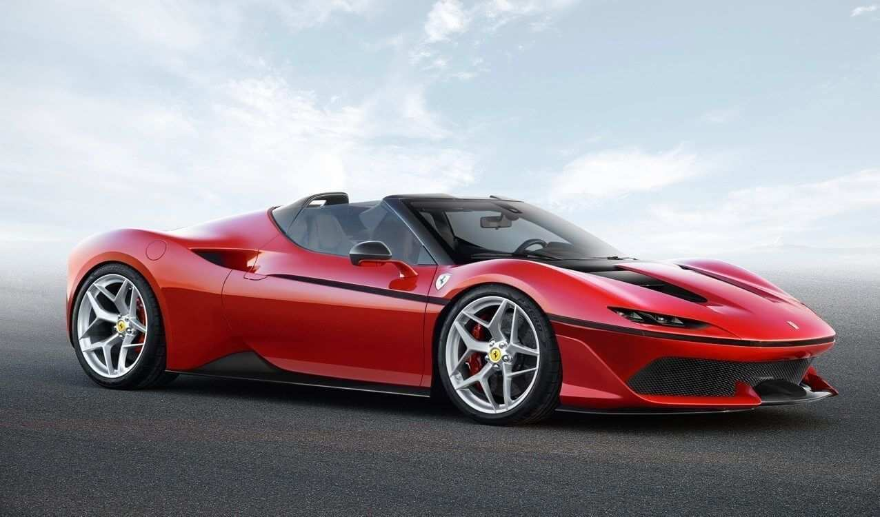 50 The 2020 Ferrari Cars Spy Shoot by 2020 Ferrari Cars