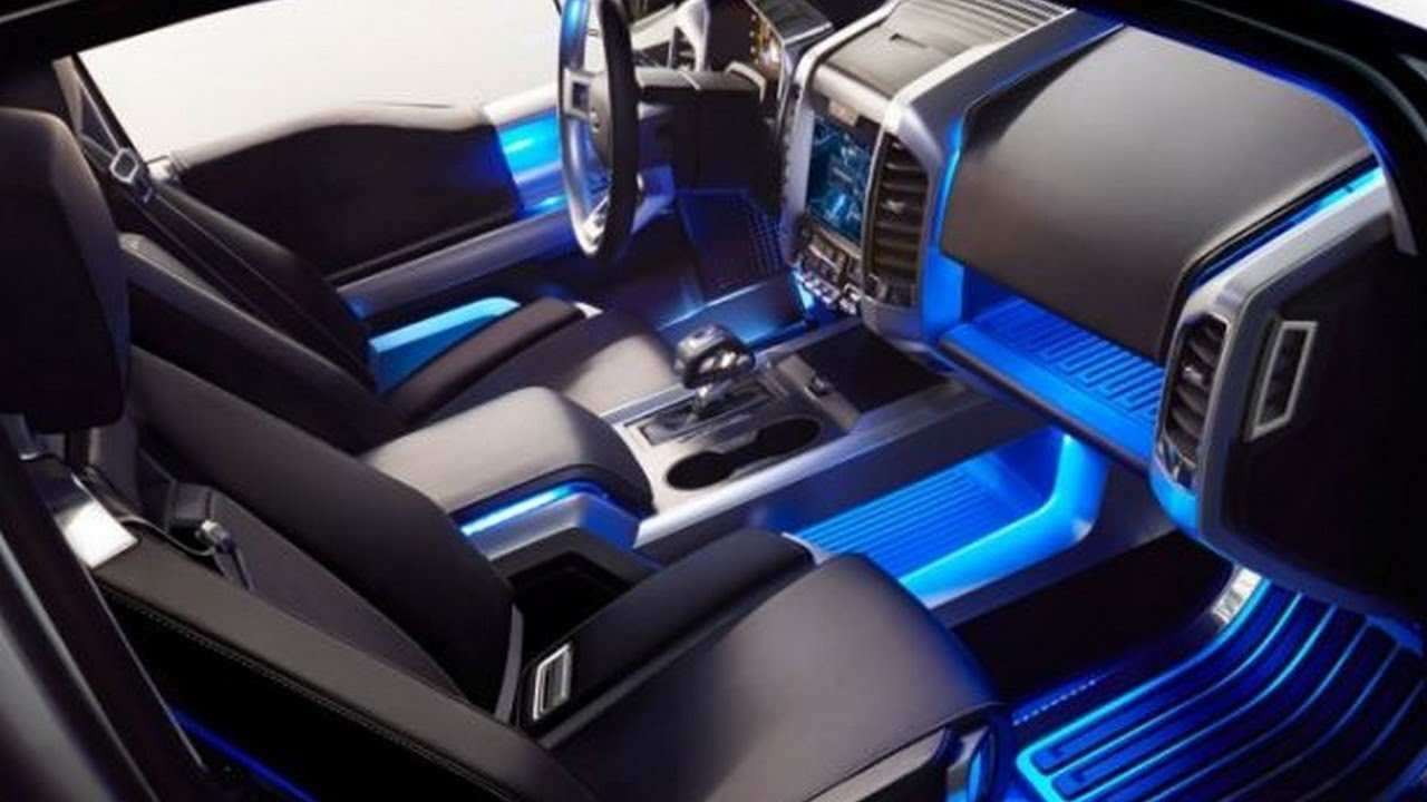 50 The 2020 Ford Bronco Interior Performance and New Engine for 2020 Ford Bronco Interior