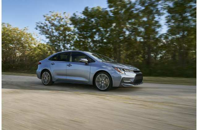 50 The 2020 Toyota Corolla Redesign Spesification for 2020 Toyota Corolla Redesign