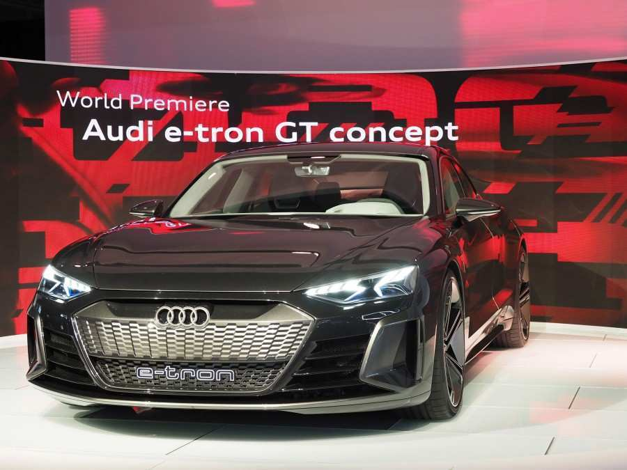 50 The Audi E Tron 2020 First Drive for Audi E Tron 2020