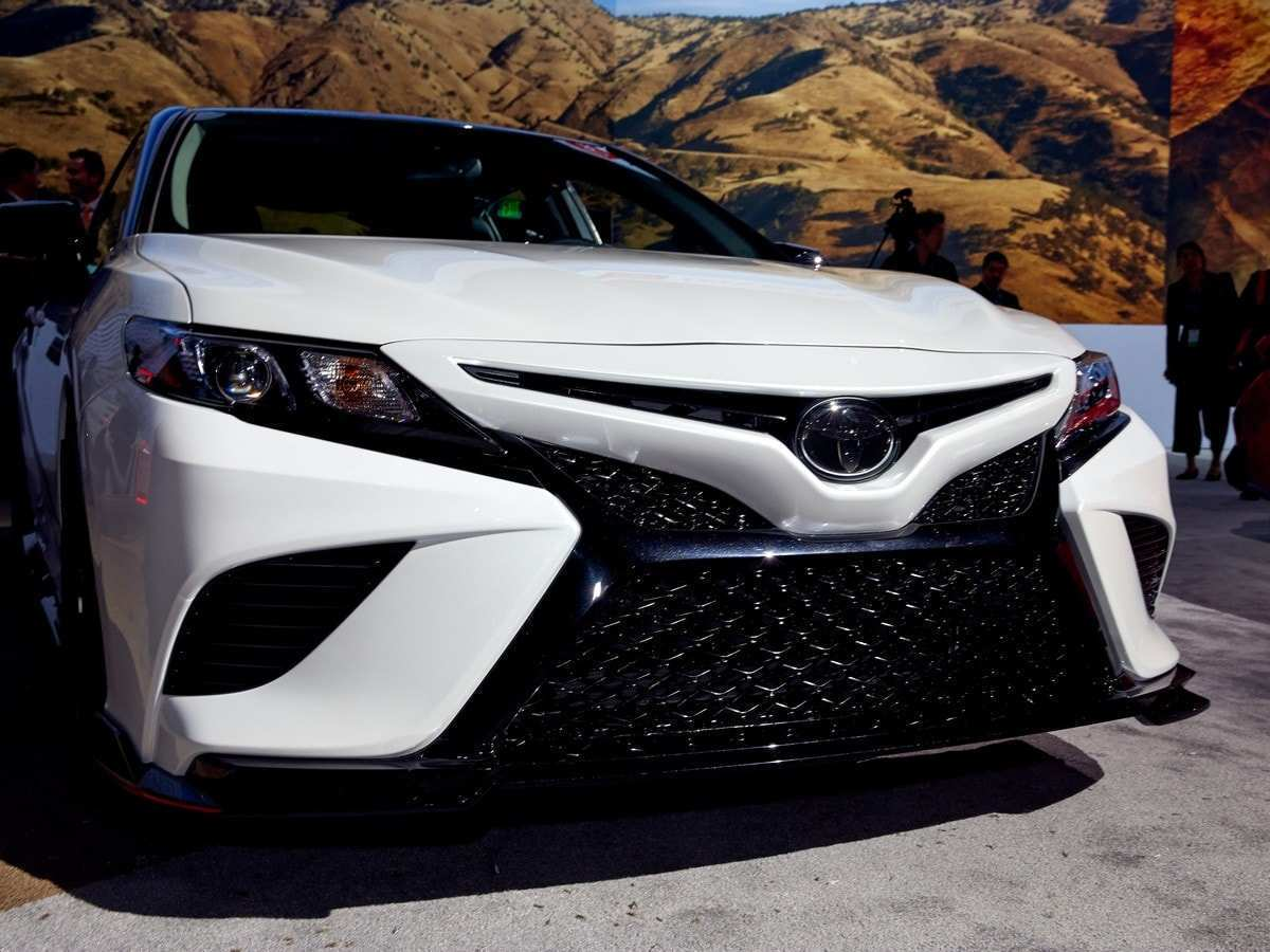 50 The Toyota Camry 2020 Model by Toyota Camry 2020