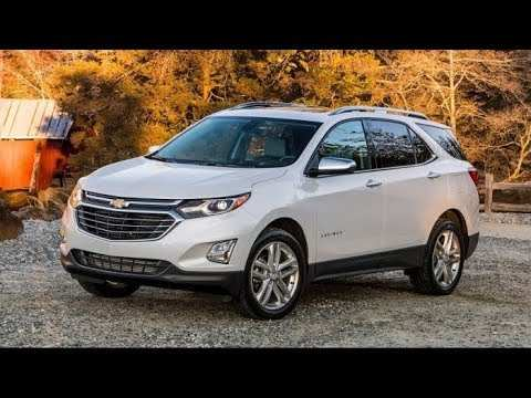 51 All New 2019 Chevrolet Equinox Release Date Review by 2019 Chevrolet Equinox Release Date