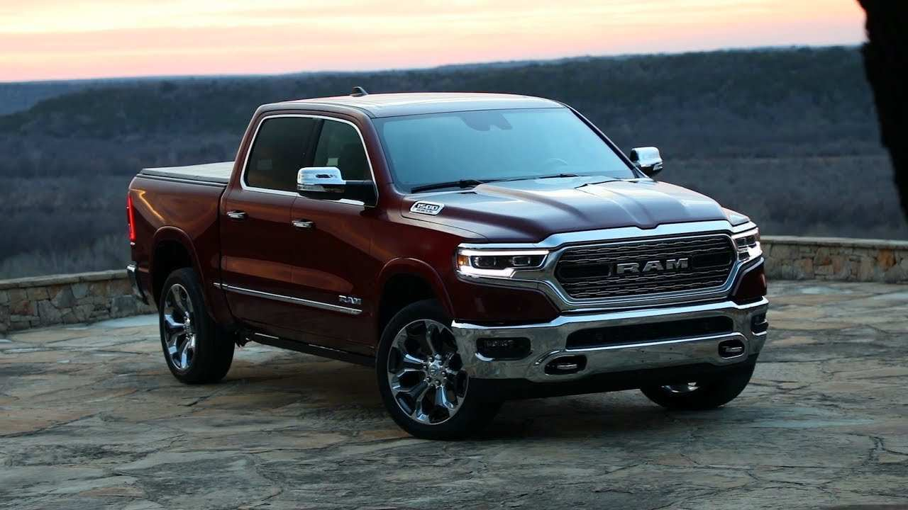 51 All New 2019 Dodge Ram Pick Up Rumors with 2019 Dodge Ram Pick Up
