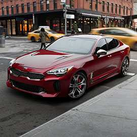 51 All New 2019 Kia Stinger Gt Concept with 2019 Kia Stinger Gt