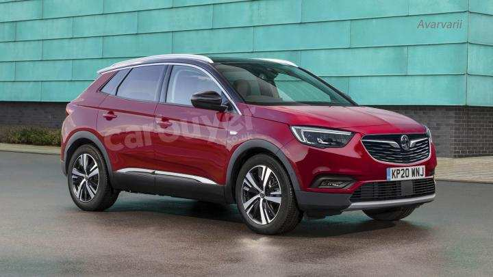 51 All New 2019 Opel Suv Pricing with 2019 Opel Suv