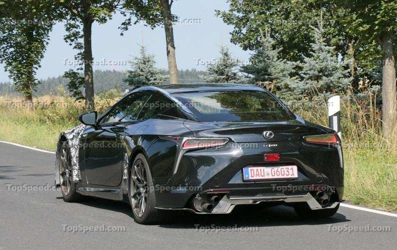 51 All New 2020 Lexus Lc F Price and Review for 2020 Lexus Lc F
