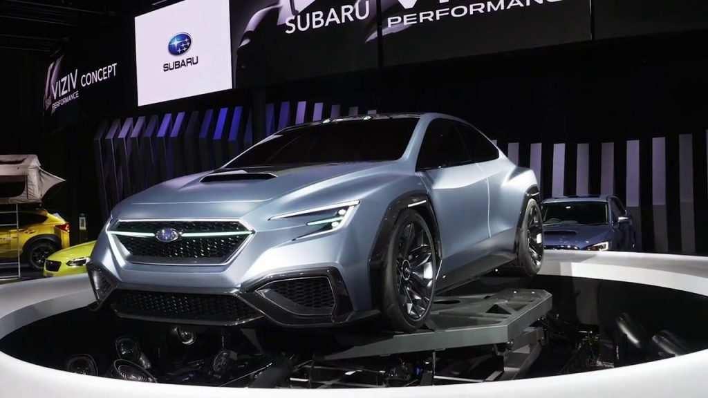 51 All New 2020 Subaru Wrx Sti Specs Prices by 2020 Subaru Wrx Sti Specs