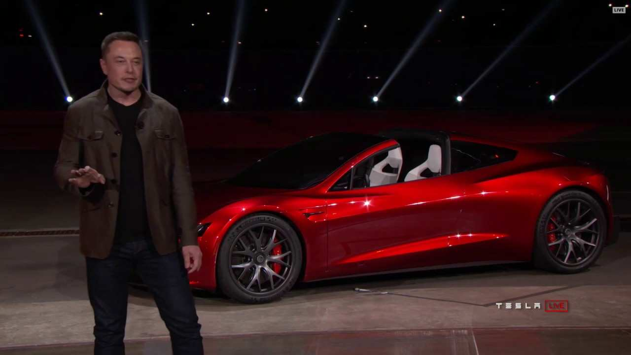 51 All New 2020 Tesla Roadster Video Exterior with 2020 Tesla Roadster Video