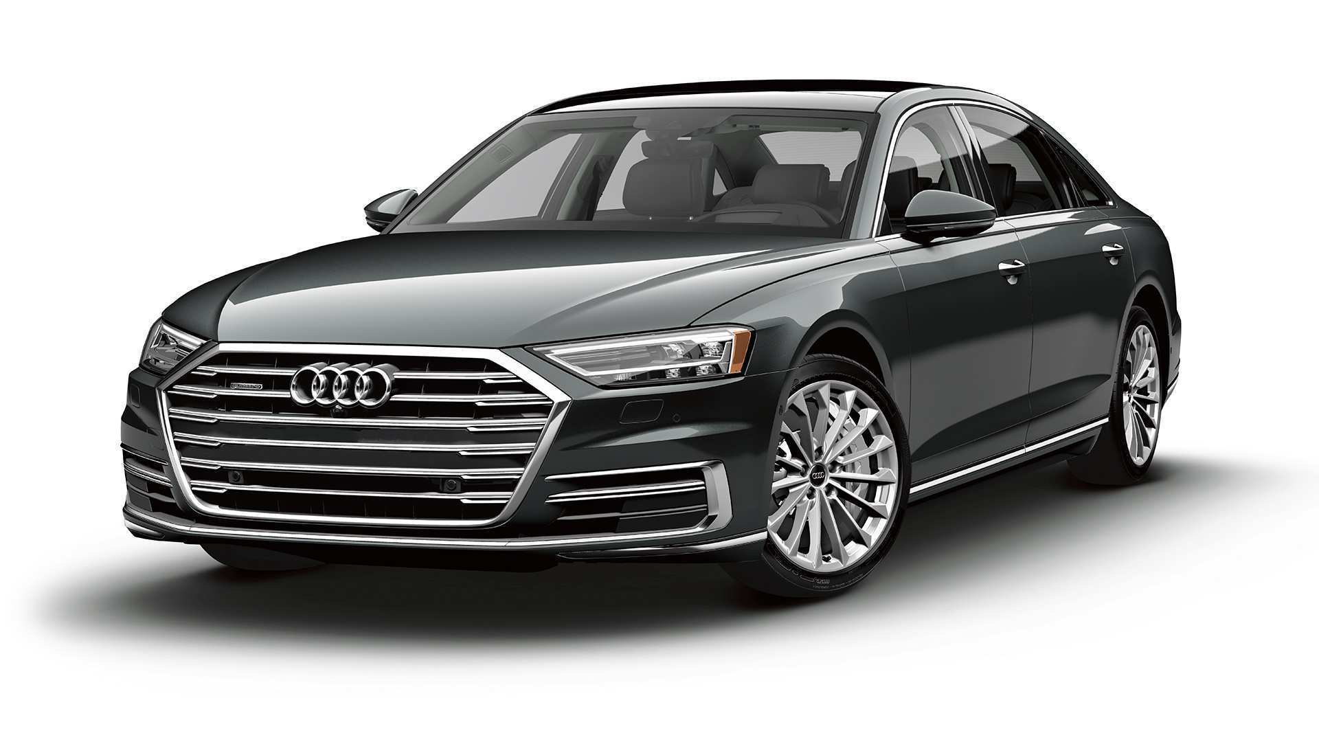 51 All New Audi A8 2019 Ratings with Audi A8 2019