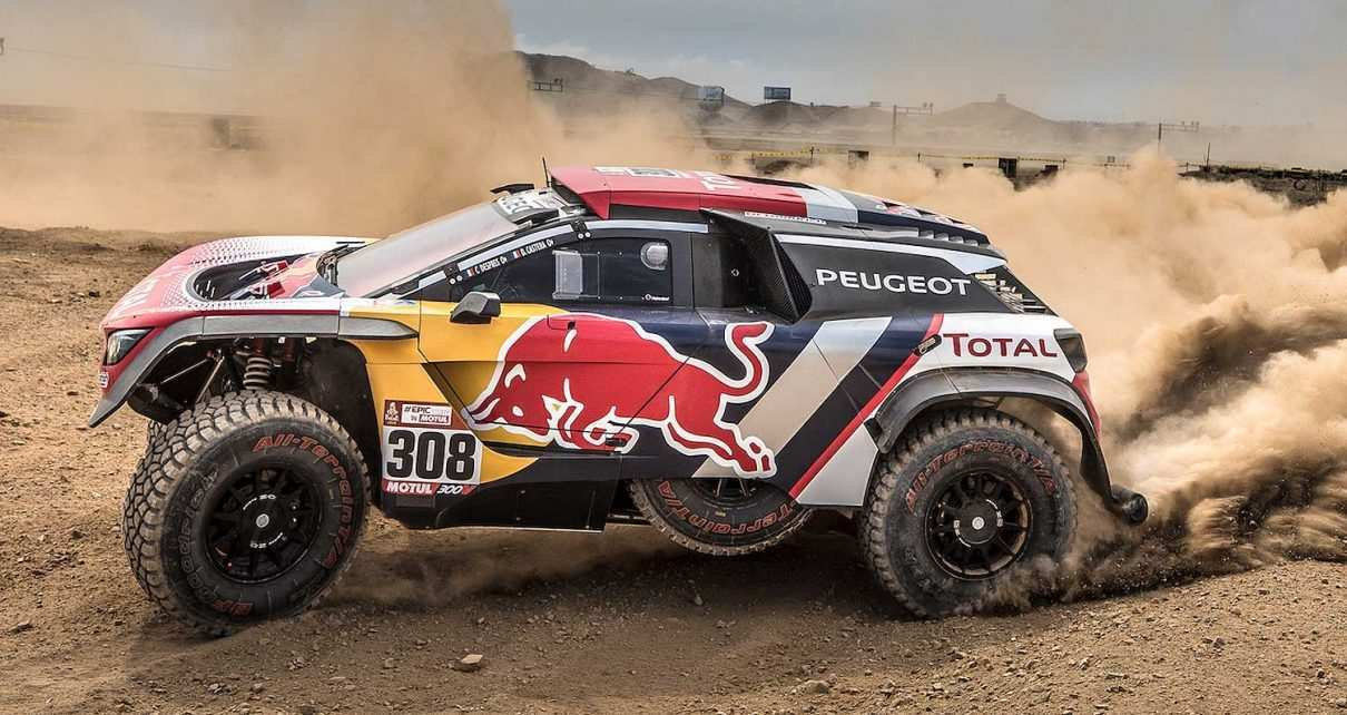 51 All New Peugeot Dakar 2019 Photos for Peugeot Dakar 2019